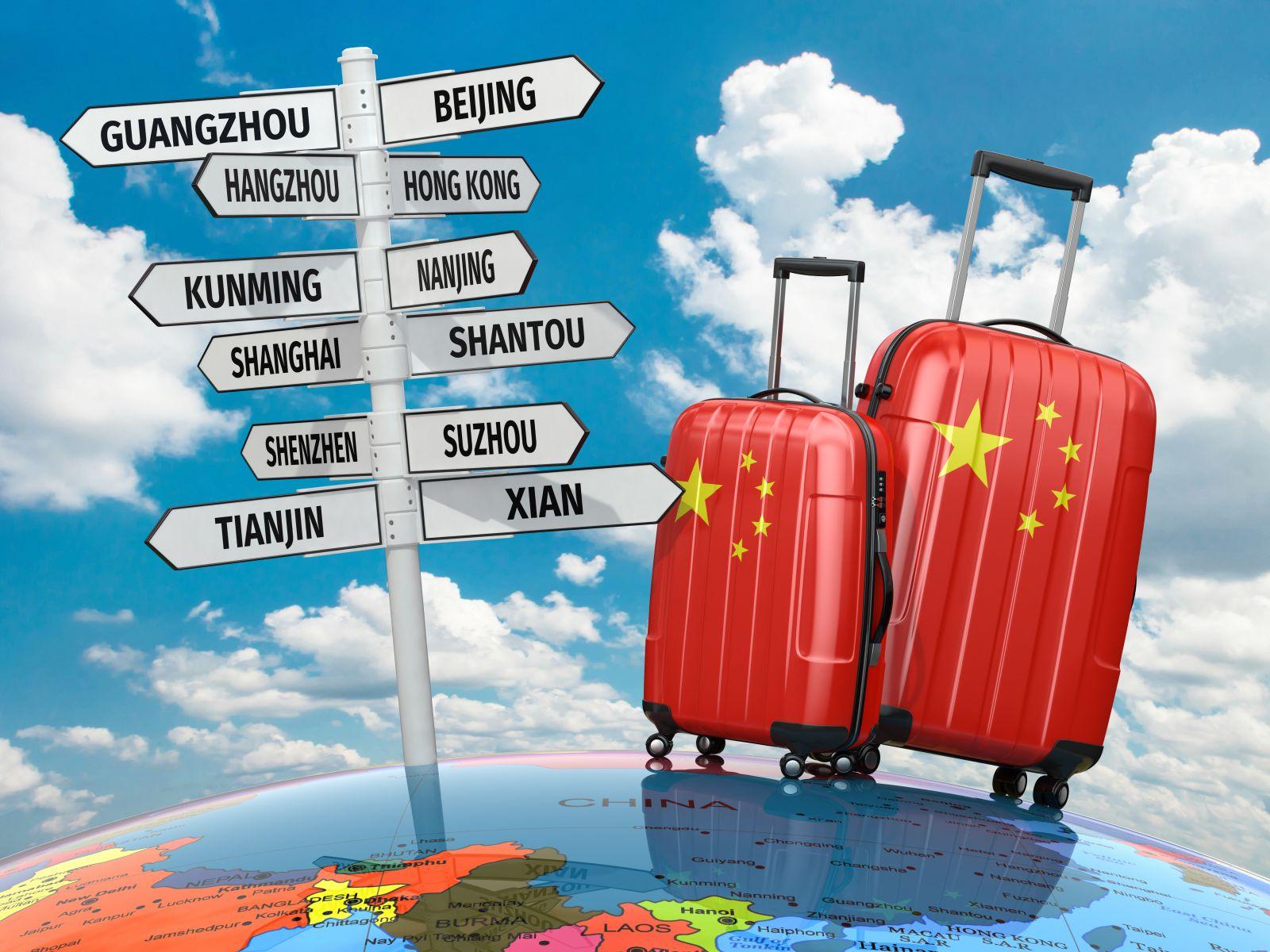 Как легко оформляется виза в Китай